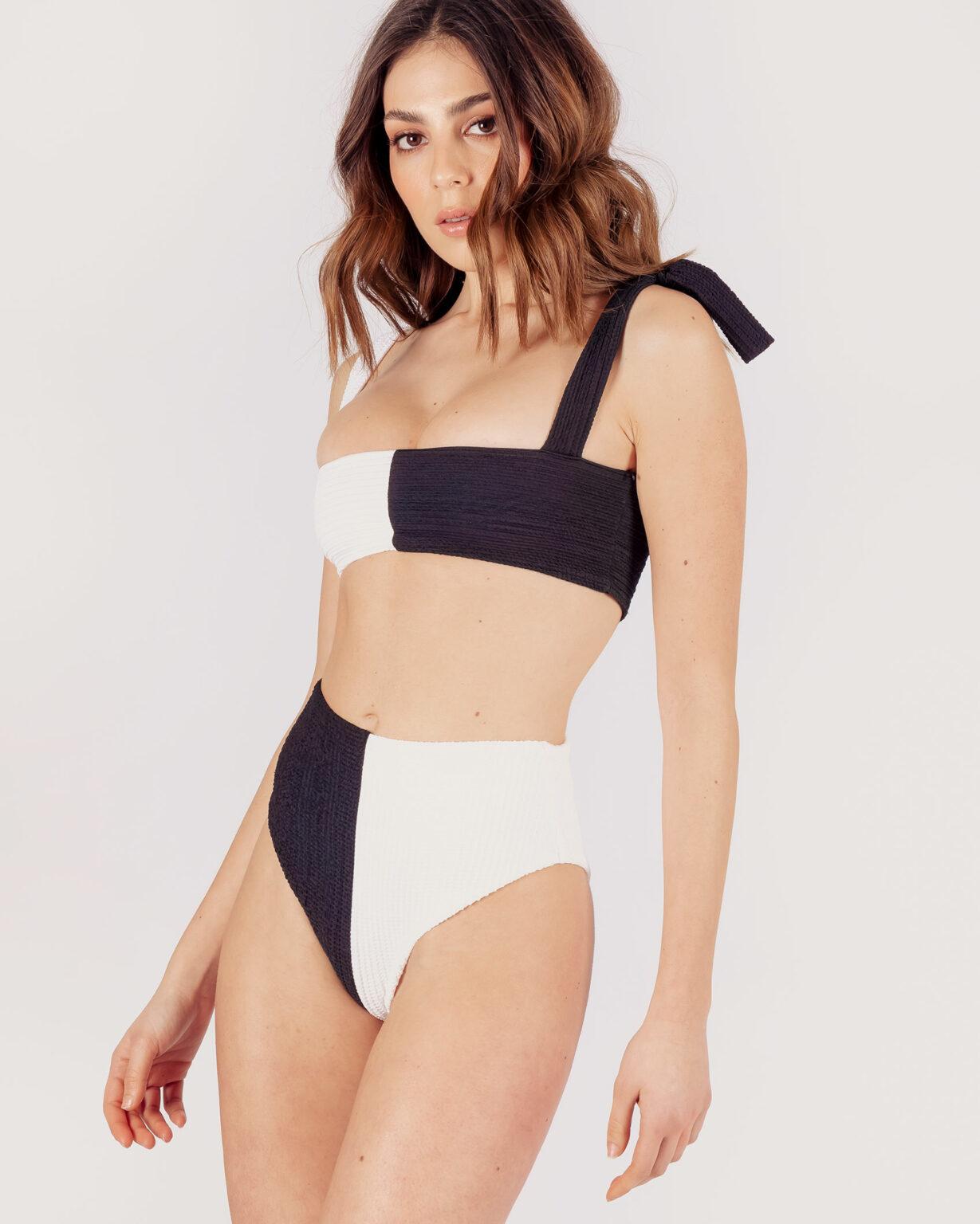 Wild One Bikini Top