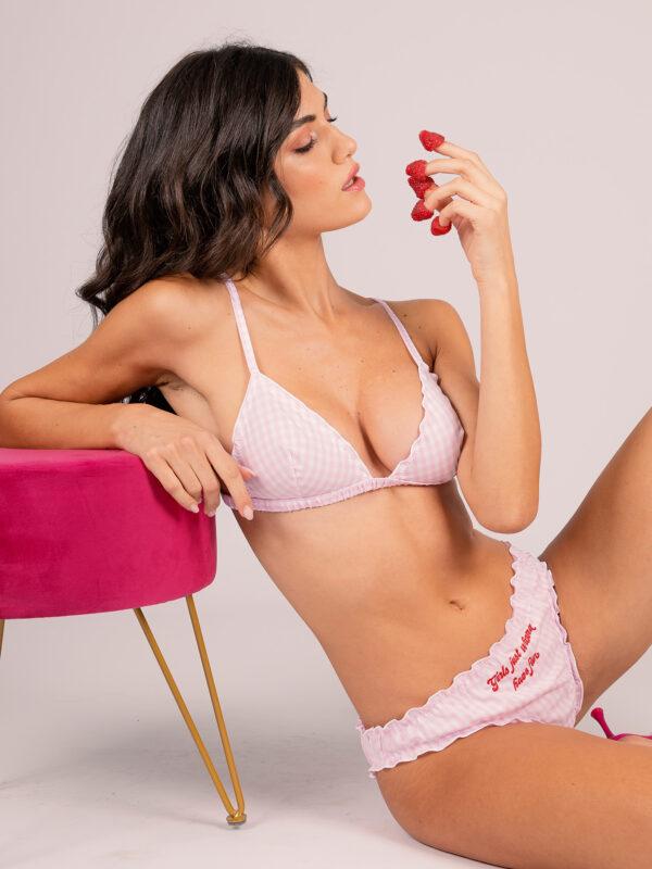Bralette Bibi Rosa Vichy